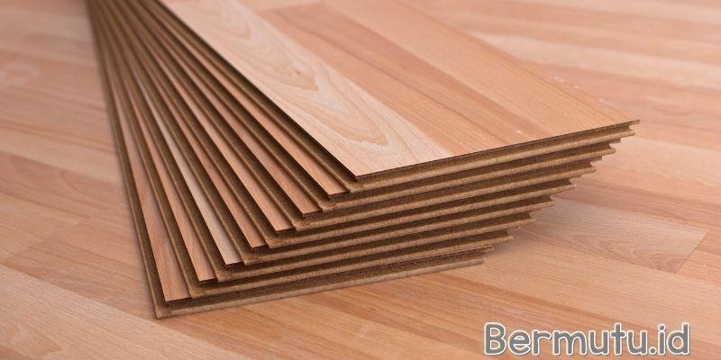 tipe lantai kayu indoor - lantai laminate