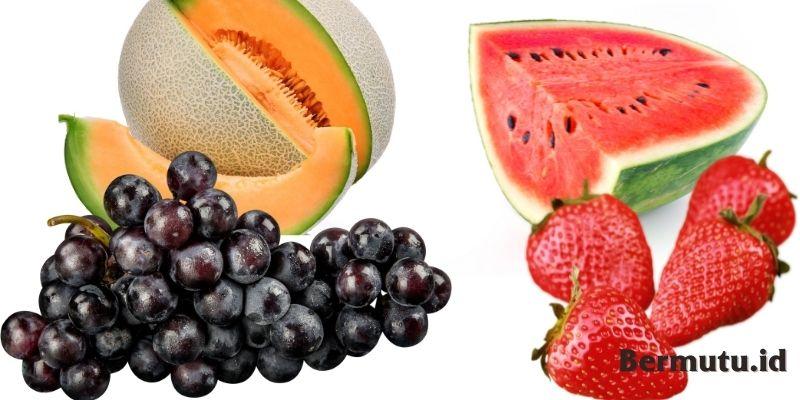 jenis buah-buahan yang dapat ditanam secara hidroponik