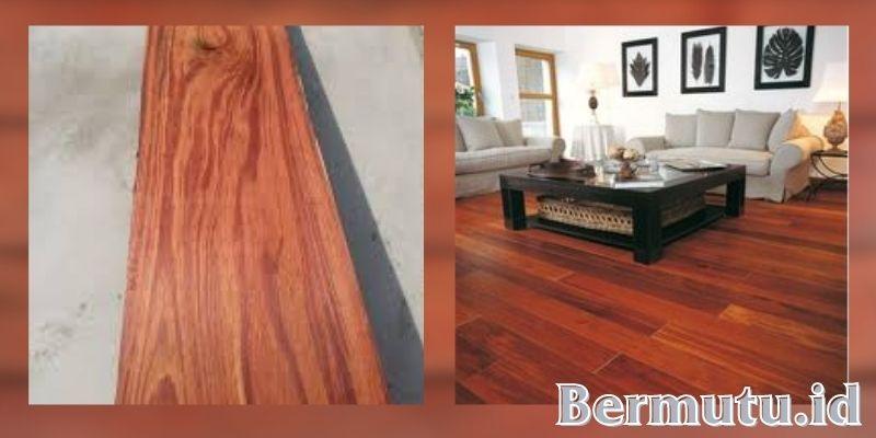 manfaat kayu rengas - lantai kayu parket