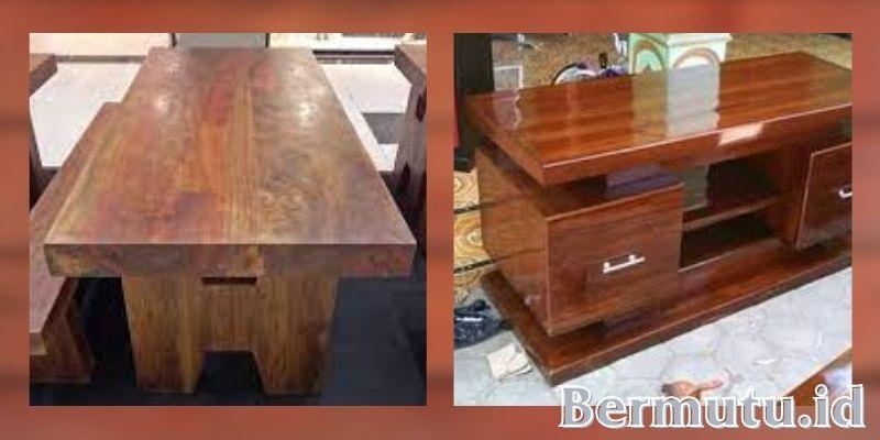 manfaat kayu rengas - furniture