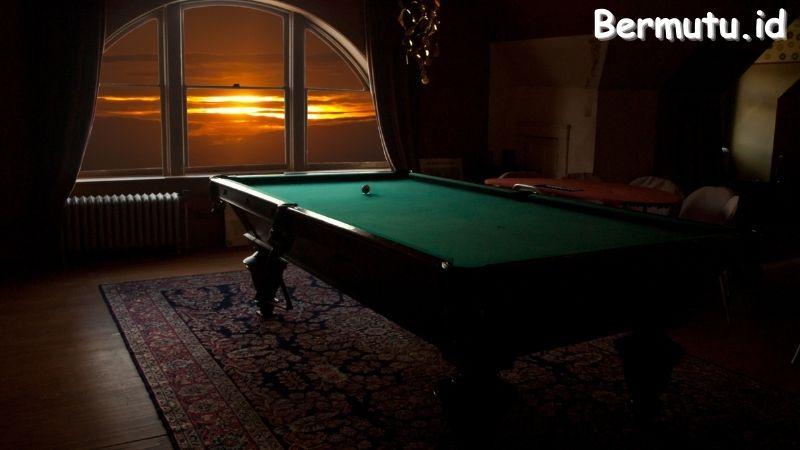 Tips Mendekorasi Ruang Billiard - harus ada sirkulasi udara