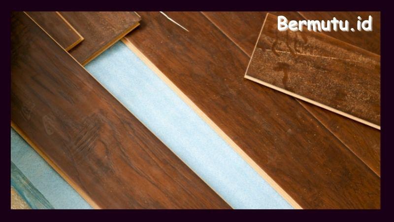 lantai kayu sintetis laminated