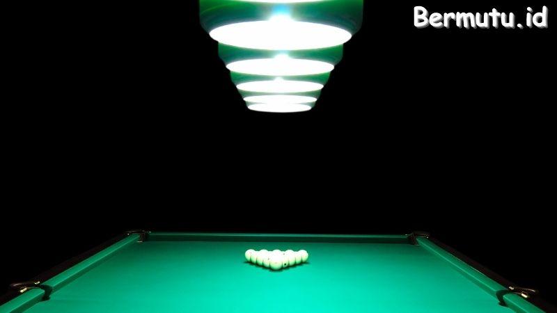 Tips Mendekorasi Ruang Billiard -pencahayaan