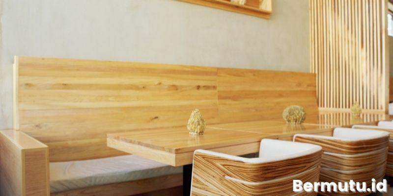 kayu jati belanda memiliki sifat multifungsi