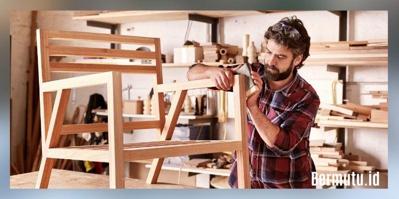 manfaat kayu kempas - produk furniture
