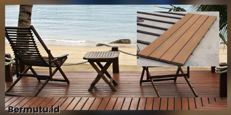 jenis-jenis lantai kayu tempel - lantai wpc