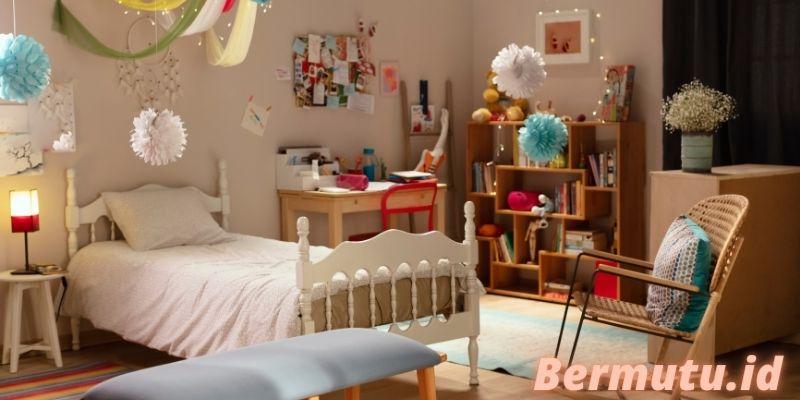 Cara Membuat Dekorasi Kamar Tidur Untuk Anak Gadis Remaja - menambahkan berbagai aksesoris