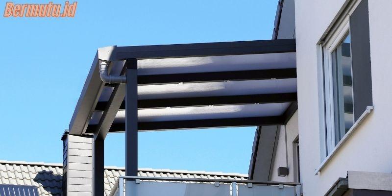 Jenis-jenis Genteng dan Spesifikasinya- genteng kanopi baja ringan