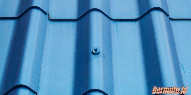 Jenis-jenis Genteng dan Spesifikasinya - genteng metal