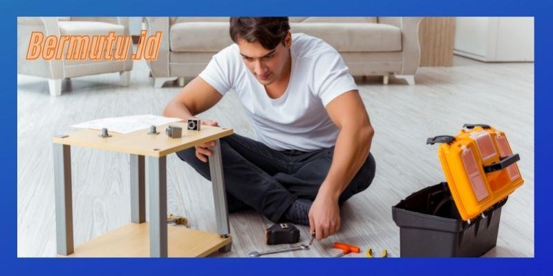 Tips Mudah Mendekorasi Ruang TV Minimalis Modern - fokus pada komposisi
