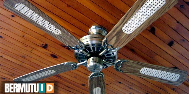 keunggulan plafon kayu - sebagai pengatur suhu