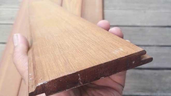 Lumberceiling Ulin