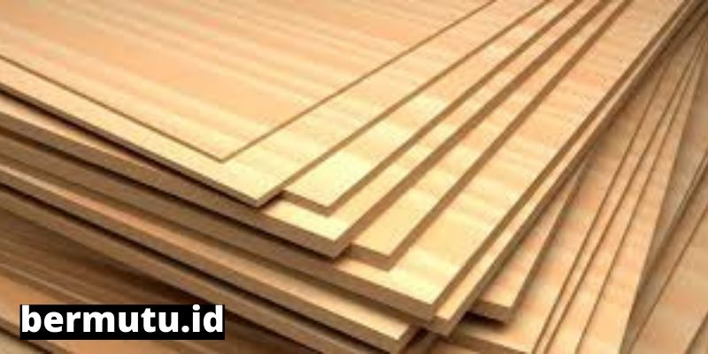 bahan kayu LDF