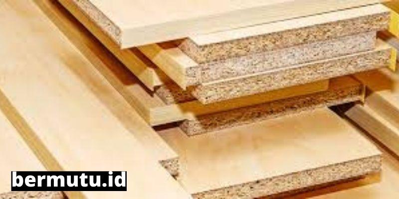 bahan kayu MDF