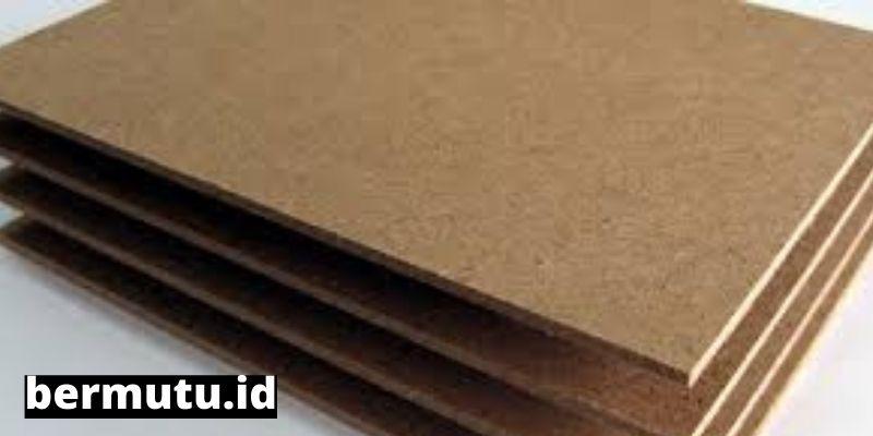 bahan kayu HDF
