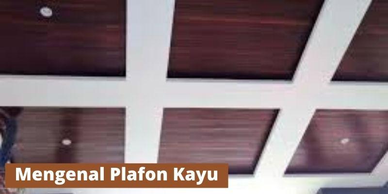 mengenal eunggulan plafon kayu