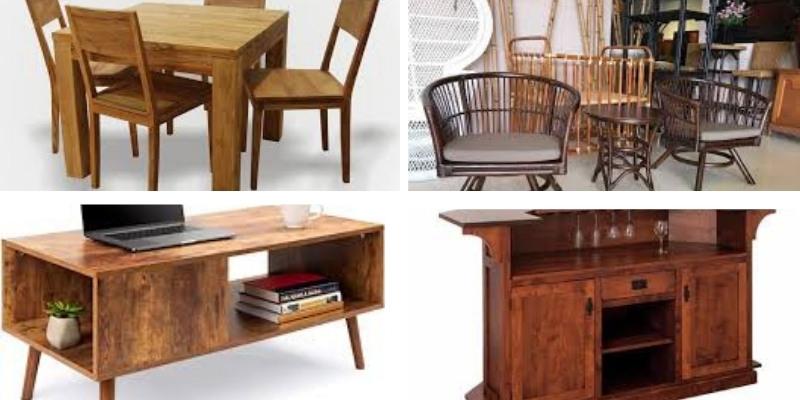 furniture kayu keruing