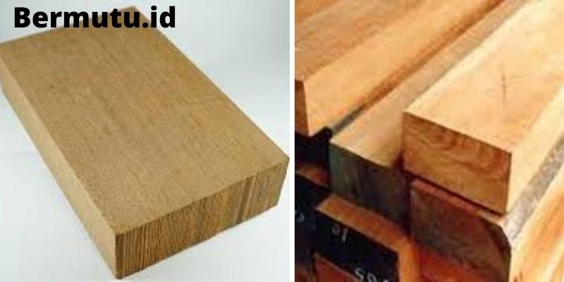 balok kayu merbau