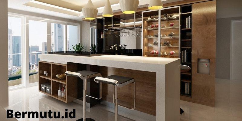 Desain Rumah Minimalis Dengan Mini bar