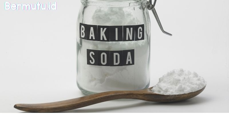 Menggunakan Baking Soda
