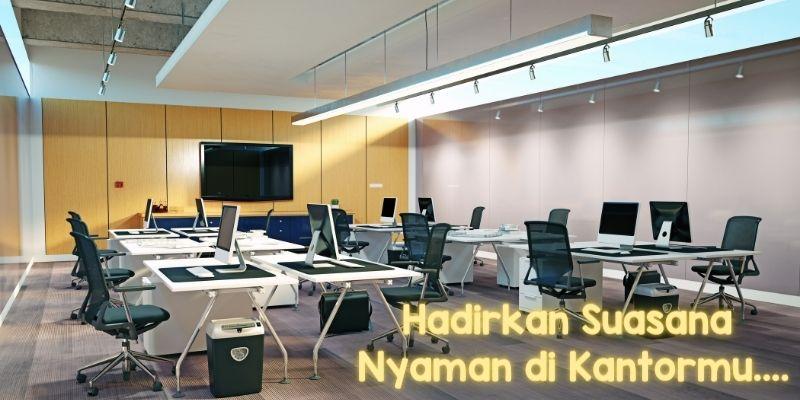 desain kantor modern dan interiornya