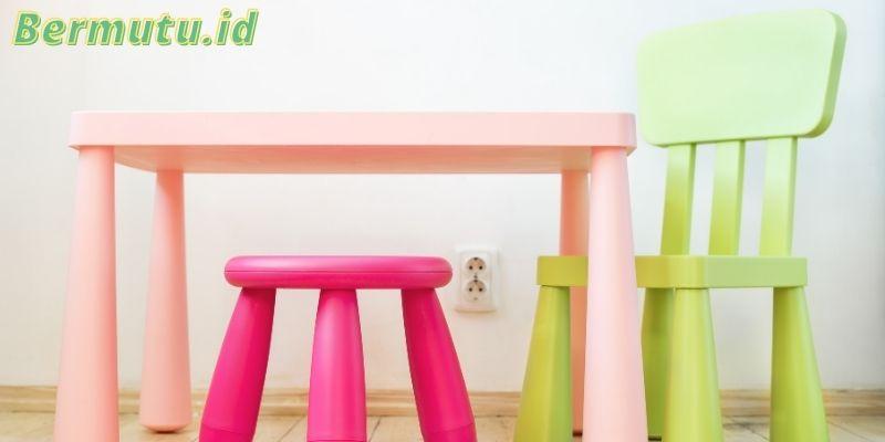 Memilih perabotan yang Ramah Bagi Anak Kecil