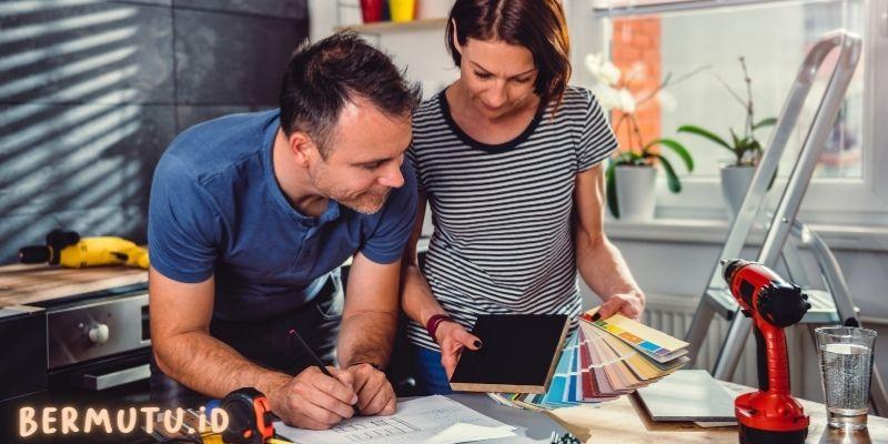 Buatlah Skala Prioritas Renovasi Rumah