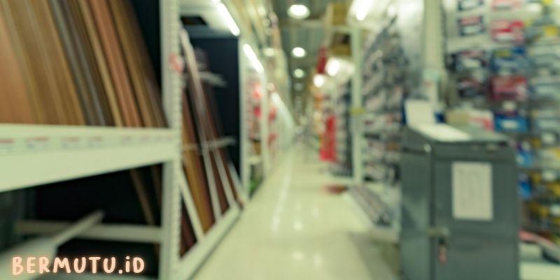 Berbelanja Material di Toko yang Terpercaya