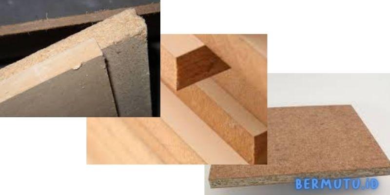 Perbedaan Jenis-jenis Fiberboard: LDF, MDF, HDF