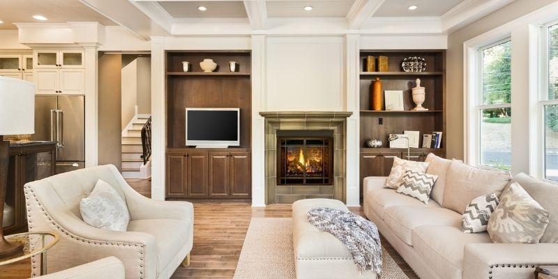 tips membuat ruang tamu lebih mewah