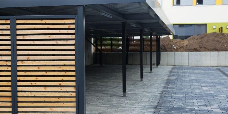 lantai terbaik untuk carport