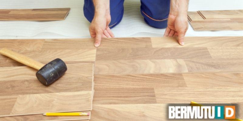 pengertian lantai kayu sintetis