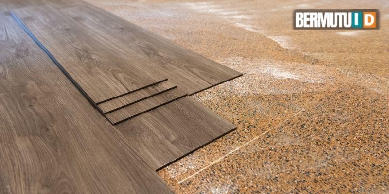 tipe vinyl plank
