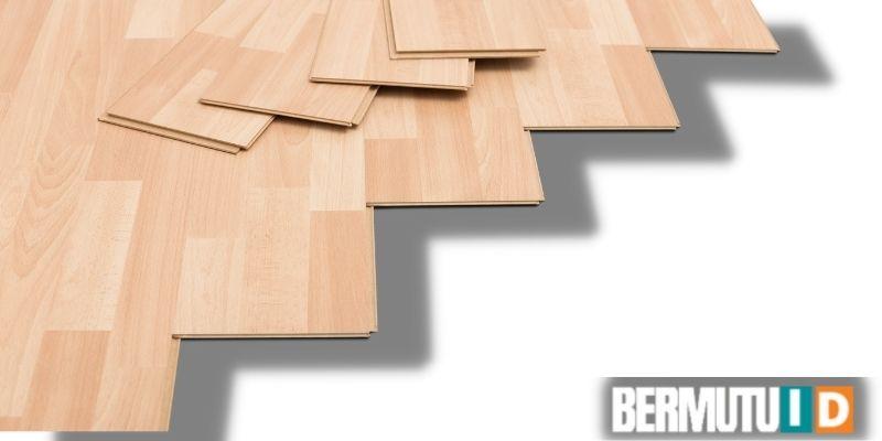 Jenis-jenis Lantai Kayu Sintetis Terbaik - lantai laminated