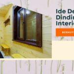 ide desain dinding kayu